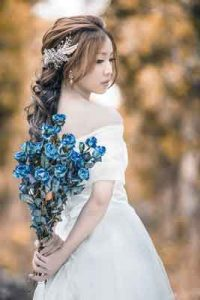A Chinese bride for marriage