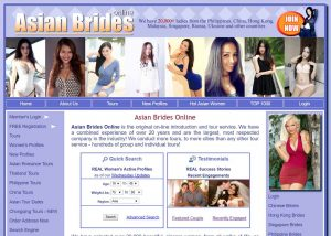 Asian Brides Online - Review