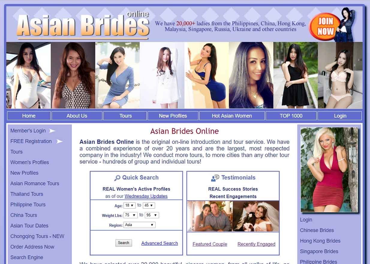 Brides asian asian firm