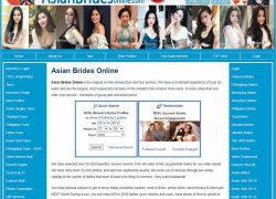 Meet Asian women at Asian Brides Online