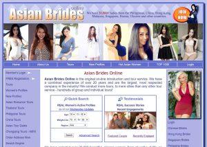 Asian Brides Online - Review